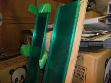 THE 中島邸 ~分離発注で挑む建築日記~-緑の板