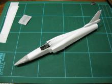 X-29_機体