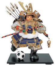 サッカー武者