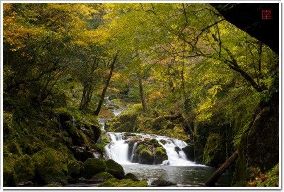 四十三万滝下の滝