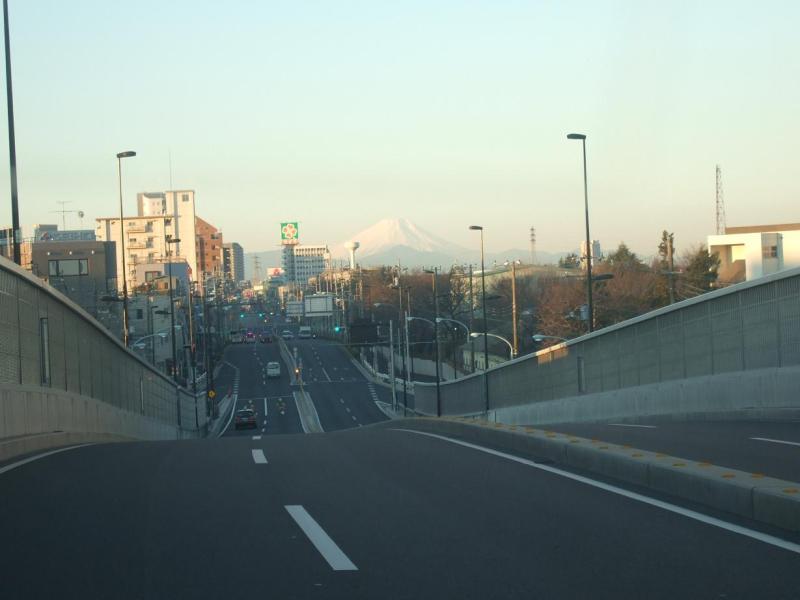 環八富士見坂