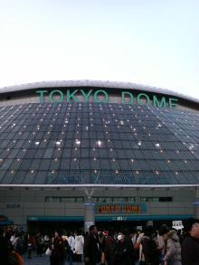 韓ドラ好きの気ままな日々-東京ドーム