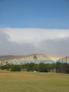 虹に向かって打て!