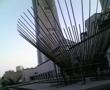横浜美術館 竹