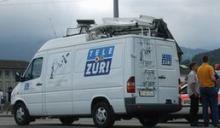 TV中継車