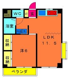 武蔵小金井のマンション