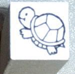 ミニハンコ コガメ