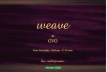 """""""weave""""-weave"""
