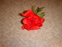 かわいいお花を・・・