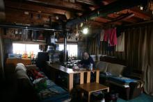 歩き人ふみとあゆみの徒歩世界旅行 日本・台湾編-石井さんの家