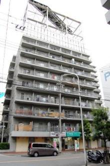 ピースフィールド営業マンの業務日誌-新大阪のマンション