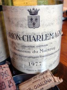 Bonneau du Martray  Corton-Charlemagne