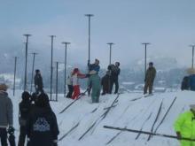 雪アートプロジェクト 08.02.10