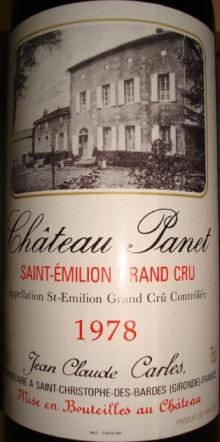 Ch Panet 1978