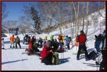 ロフトで綴る山と山スキー-第三高速トップ