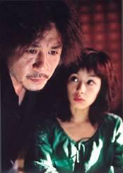 Choi Min-Sik and Hye-jeong Kang