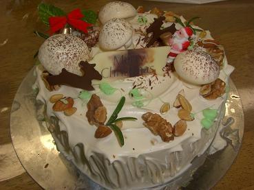 ケーキ教室1