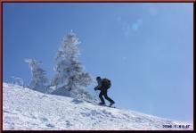 ロフトで綴る山と山スキー-山頂は目前