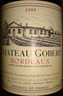 Ch Gobert 1995