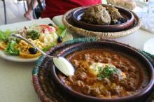 Dinner Marrakech1