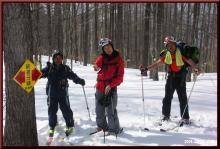ロフトで綴る山と山スキー-分岐帰着