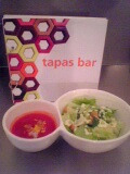 タパスセットサラダ