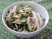 涼麺(冷麺) 中華料理