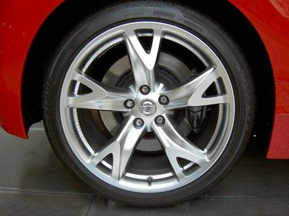 チョロQ☆スタイル-Z34 red wheel