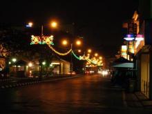 夜 ボルネオ