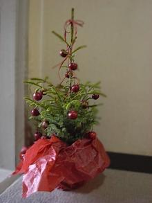 キラの週末手芸倶楽部-クリスマスツリー