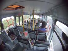 お宝広告館 【まれにみるみれにあむ】-市内のバス