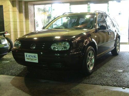 VWゴルフ4ワゴン