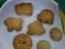 クッキーおまけ