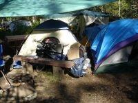おばちゃんのレディースキャンプ