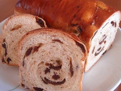 フォルトファーレン ぶどうパン