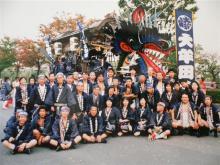 京都祭り 三池藩メンバー