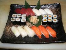 海苔巻と生寿司