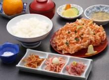 桜えび・うなぎ・地魚料理の店 蒲原の味処 よし川-桜えびづくし