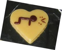 _| ̄|○<ガクリトクッキー