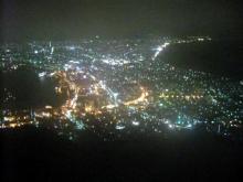 函館 百万ドルの夜景