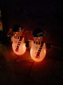 クリスマス飾り~1
