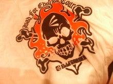 エルレ@タワー渋谷の汗まみれTシャツ