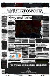 20051123ジェチポスポリタ紙の一面