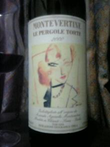 Montever Le Pergole Torte 2000