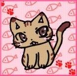 とらちゃんの娘さん作「猫mini」