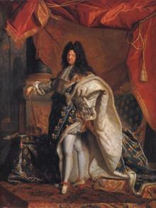 ルイ14世 太陽王