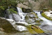 四十三萬の滝