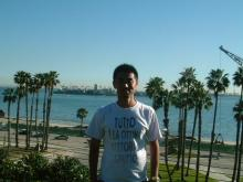 long Beachにて