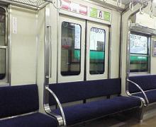 電車 イス