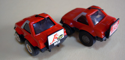 RD30 rear